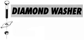 diamond washers