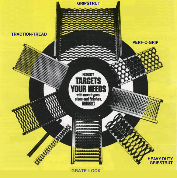 gripstrut safety grating